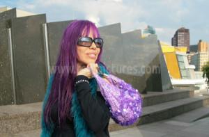 Brasiliens Star Baby Consuelo in Berlin 003