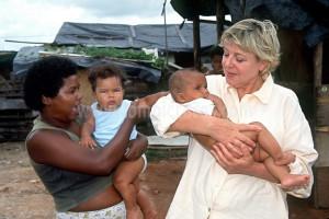 Mit UNICEF bei Brasiliens Müllsammlern 005